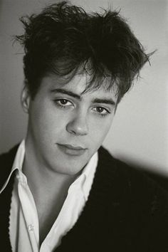 Teenagers. Robert Downey Jr.