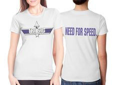"Sorority Rush T-Shirts ""Top Gun"" Design  #Greek #Sorority #Clothing #Recruitment #Rush #BidDay #TriSigma #SigmaSigmaSigma"