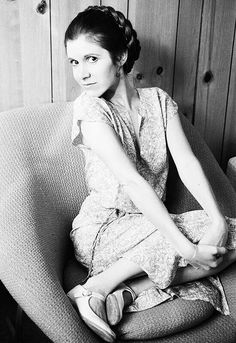 Actress, Author, Screenwriter and Mental Health Advocate. Star Wars Cast, Leia Star Wars, Star Wars Film, Debbie Reynolds Carrie Fisher, Carrie Frances Fisher, Carrie Fisher Shampoo, Princesa Leia, The Blues Brothers, Han And Leia