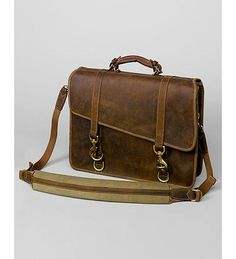 Packhorse Leather Briefcase