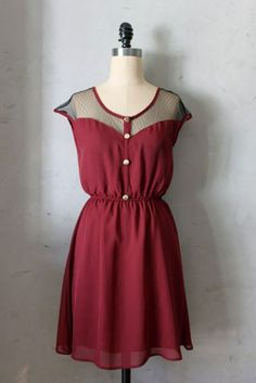 Petit Dejeuner Dress. This comes in yet another  colour?! It never ends!