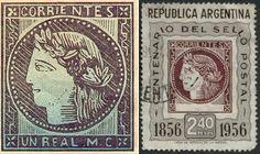 Resultado de imagen para estampillas argentinas antiguas valor