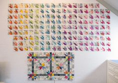 Poinsettia Quilt Progress : Fresh Lemons Quilts is up to some serious fun!