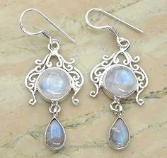 Genuine Rainbow Moonstone 925 Sterling Silver Overlay Handmade Fashion Earrings Jewelry  Check It Out Now     $31.99    SKU No : SJHE050RMS  Metal : Silver Plated Brass  Finish : High Polish  Stone : Genuine Rainbow MoonStone  StoneSize  ..  http://www.handmadeaccessories.top/2017/03/21/genuine-rainbow-moonstone-925-sterling-silver-overlay-handmade-fashion-earrings-jewelry-3/