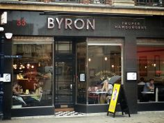 FoodieOnTour | Oxford Restaurant Reviews: Restaurant Review - Byron Hamburgers