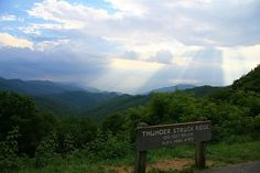 for my Blue Ridge Parkway Geotagged Set MAP Maggie Valley North Carolina, Thunder Strike, Maputo, Blue Ridge Parkway, Knowledge, Mountains, Nature, Photography, Travel