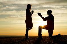2 außergewöhnliche Heiratsanträge