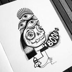 👻👻BOOOO TATTOO👻👻 ready for tattoo...contact me #stefanoarici #scarabiss #tattoos #tattoo #tatuaggio #tatts #tatouage #tatuagem #tatuaje #flash #flashtattoo #ink #inked #inkedup #illustration #sketch #sketchbook #draw #dibujo #tatouages #blackworkers #blackink #blxckink #black #blackwork #blackworkerssubmission #graphics #graphique #graphic #skull