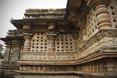 Chennakeshava Temple, Belur, Karnataka, India.  - Flickr - Photo Sharing! More on the temple here: en.wikipedia.org/wiki/Chennakesava_Temple - Flickr - Photo Sharing!