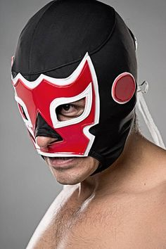 El Generico Mexican Wrestling Mask by LaCalacaMelbourne on Etsy Mask Design, Design Art, Wwe, Luchador Mask, Mexico Art, Cosplay Armor, Hidden Face, Professional Wrestling, Boxing