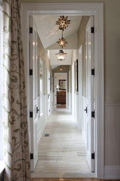 i want those lights down my hallway!  morrocan stars