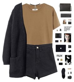 """""""KEY"""" by c-hristinep ❤ liked on Polyvore featuring Madewell, MAC Cosmetics, NIKE, OXO, Marc by Marc Jacobs, Butter London, Xenab Lone, Givenchy, NARS Cosmetics and MANGO"""