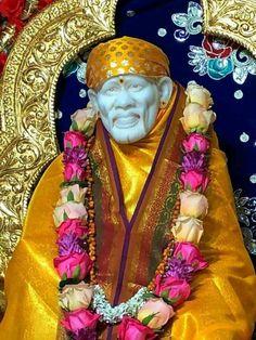 Sai Baba Hd Wallpaper, Sai Baba Wallpapers, Sathya Sai Baba, Sai Baba Photos, Baba Image, Om Sai Ram, God Pictures, Hindus, Indian Gods