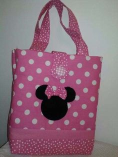 Minnie Mouse Pink and White Polka Dot by BetsysBabyBoutique19, $45.00