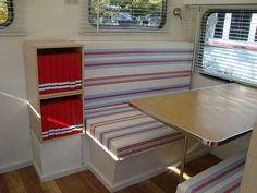 The Past Pleasures Caravan Interior | Flickr - Photo Sharing!