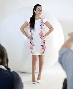 Kourtney Kardashian - Spring 2014 Kardashian Kollection At Sears