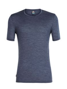 A classic slim-fit T-shirt in a merino blend, the Solace Short Sleeve Crewe is made for everyday wear, all-year-round. The ultra-lightweight 130gm jersey fabric features Cool-Lite™, which is a blend of merino and natural TENCEL® for comfort in warm-to-hot conditions. The fibers are corespun around nylon for enhanced durability and next-to-skin softness. Designed to look and feel great, whether you're running for the train or on holiday, it's constructed with forward-set side seams, set-in…