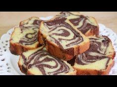 Marble Butter Cake   MyKitchen101en - YouTube