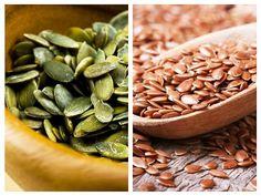Un studiu realizat de cercetătorii de la Facultatea de Științe din Tunisia a arătat că o combinație de semințe de in și de dovleac are efecte hepatoprotectoare și antiaterogene (împiedică formarea de ateroame, în urma …