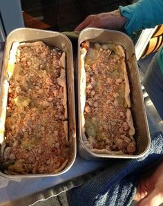 A family favorite and the ultimate comfort food. Special thanks to GoSun user Terry Urbine for submitting this delicious recipe! Yield: 3 Servings Per Pan P Gf Recipes, Oven Recipes, Sausage Recipes, Grilling Recipes, Cooker Recipes, Camping Recipes, Apple Crisp Recipes, Banana Bread Recipes, Solar Cooker