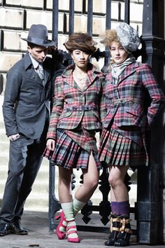 A Child of the Jago British Hats, Retro Fashion, Vintage Fashion, Pringle Of Scotland, Fashion Today, Tartan Plaid, Dandy, Tweed, Fashion Inspiration