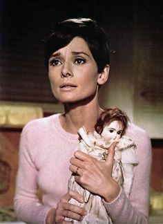 Wait Until Dark starring Audrey Hepburn opened 50 years ago today - 10-26 in 1967