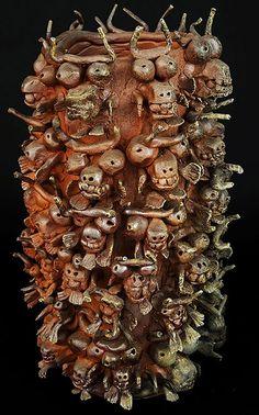 art brut japonais, Haruki Ishii