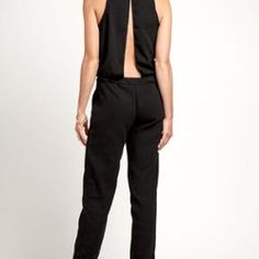 Sleek and Stylish Jumpsuit