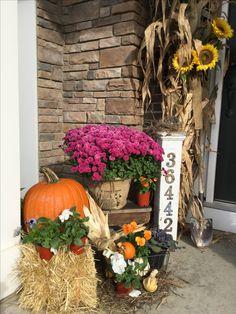 Fall porch 2016