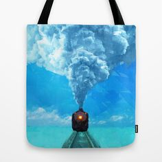Spirited away Tote Bag by Vadim Cherniy - $22.00