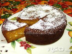 Pumpkin Pie Cake an Authentic Italian recipe by The Italian Taste - I Love Italy