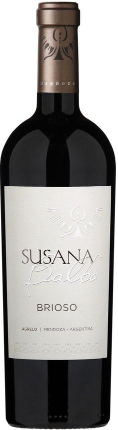 """""""Susana Balbo Brioso"""" 45% Cabernet Sauvignon / 25% Malbec / 25% Cabernet Franc / 5% Petit Verdot 2013 - Susana Balbo Wines, Luján de Cuyo, Mendoza---------------------Terroir: Agrelo------------------Crianza: 15 meses en barricas de roble francés de primer uso."""