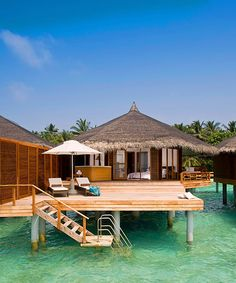 Resort -Kuramathi Island Maldives
