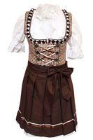 Women Custom Cotton Polyester Trachten New Mini Dirndl (Munich Dress)