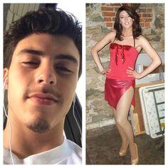 Female Transformation, Crossdressers, Transgender, Public, Lady, How To Wear, Man Women, Men, Women