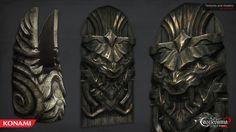 ArtStation - Lion Door, Ayi Sanchez