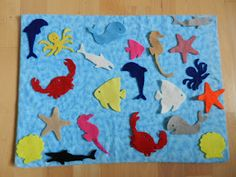 Sing a Song of the Sea by Miss Carole from Macaroni Soup at PreK + K Sharing