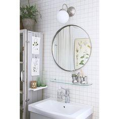 Inredare och homestyling i Uppsala & Stockholm - Gilan Design Bathroom Inspo, Bathroom Inspiration, Interior Design Inspiration, Home Interior Design, Interior Styling, Downstairs Toilet, New Toilet, Dream Decor, House Rooms
