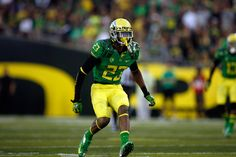 University of Oregon Ducks wide receiver B.J. Kelley. #GoDucks (Photo by Eric Evans)