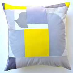 Watermill Pillow 18x18 now featured on Fab.
