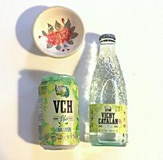 Vichy Catalán Plus, en lata o en botella de vidrio