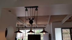 Barn Industrial Pendant Light - Industrial - Pendant Lighting - Other - by Castelle and Leon