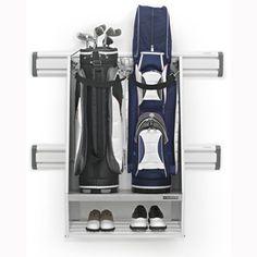 Gladiator Metal Sports Equipment Storage