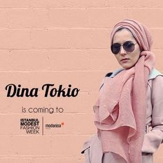 One of the strongest modest fashion influencers worldwide, DINA TOKI-O will be at Istanbul Modest Fashion Week! You can follow her instagram account from @dinatokio #IstanbulModestFashionWeek #imfw #fashionshow #hijabfashion #alahijab #hijabchamber #modestymovement #modestfashion #hijabstyle #chichijab #hijabmuslim #istanbul #turkey #fashionweek #istanbulfashionweek #fashion #design #modest #hijab #style #stylish