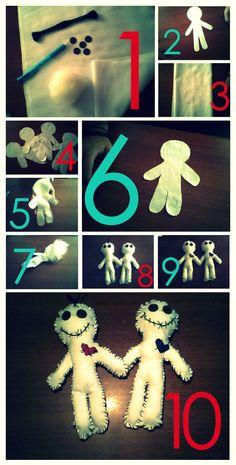 Muñecos De Trapo ♥