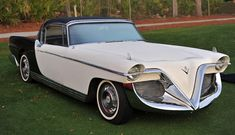 1956 Cadillac Dievalkyrie  Maintenance/restoration of old/vintage vehicles: the material for new cogs/casters/gears/pads could be cast polyamide which I (Cast polyamide) can produce. My contact: tatjana.alic@windowslive.com