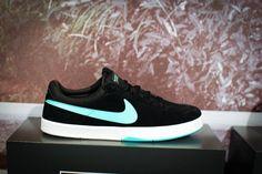 Nike SB Koston One - Black-Mint (Wiosna 2013) Nike Sb Shoes b0328c17ab