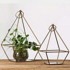 nordic simple geometric design iron metal home decoration is available at Department Golden Pineapple Please PM/emails us for further info Simple Geometric Designs, Diy Workshop, Metal Homes, Pineapple, Iron, Gardening, Decorations, Creative, Happy