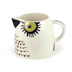Hannah Turner Birdy Ceramic Milk Jug