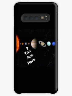 For the space loving people out there, here is a collection of designs that will show off some of the wonders in our universe. Be sure to get the whole set. Solar System Map, Love People, Finding Yourself, Universe, Samsung Galaxy, Artists, Ink, Space, Unique